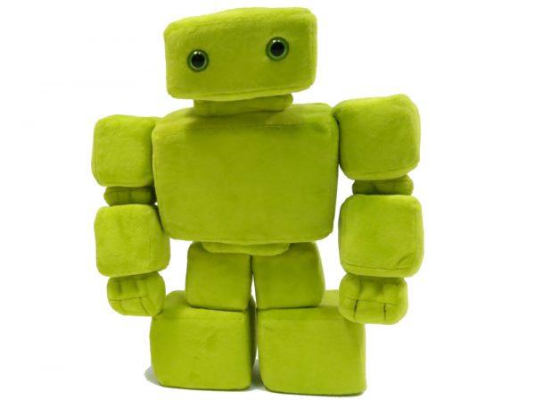 Adoptabot Plush toy
