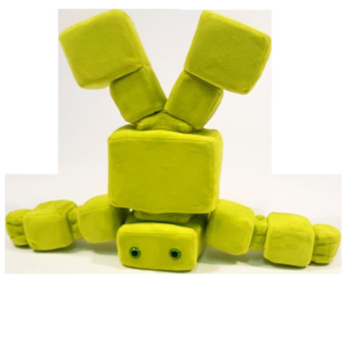 Soft toy robots
