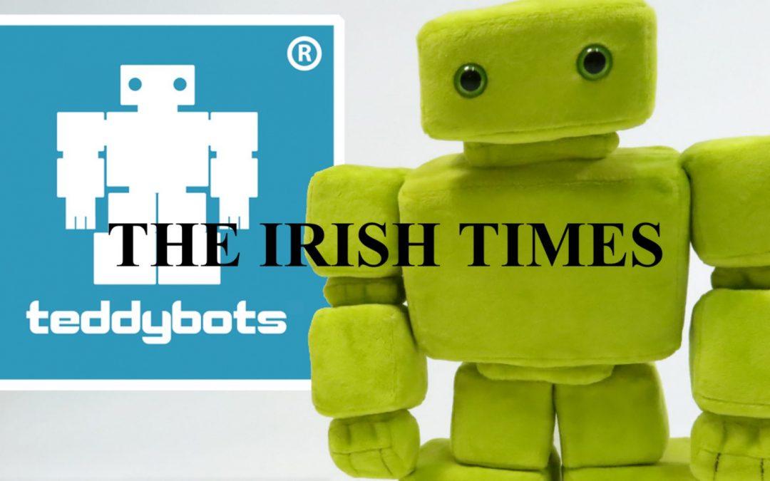 Teddybots and the Irish Times